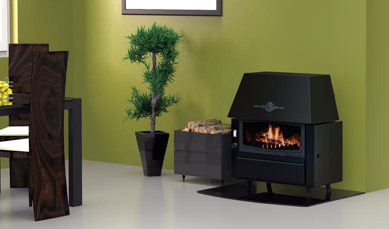Alfa-Plam peći i kamini za etažno grejanje
