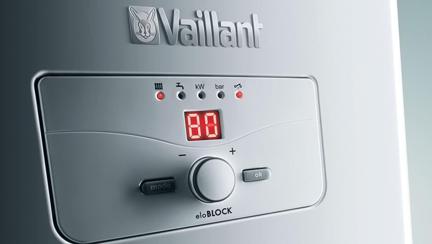 Vaillant kotlovi za grejanje na gas