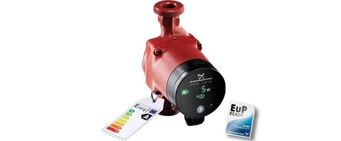 Najbolje Grundfos cirkulacione pumpe